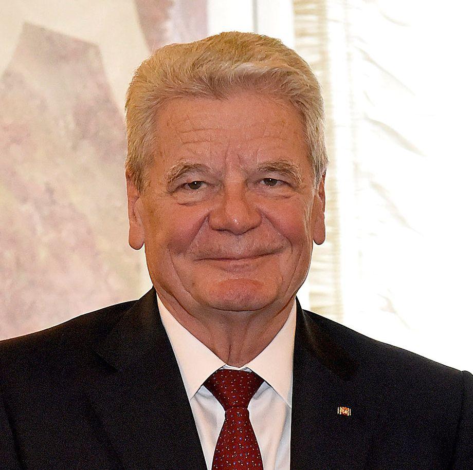 Carlo Schmid Stiftung 2018 Joachim Gauck