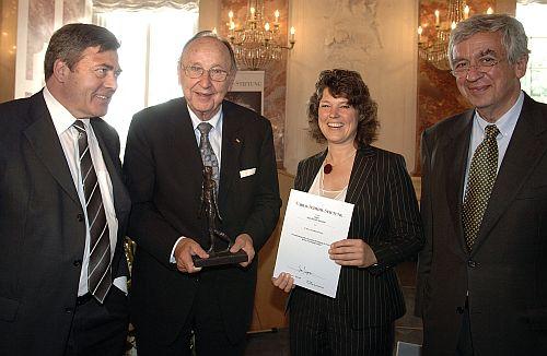 Carlo-Schmid-Preis-Verleihung an Hans-Dietrich Genscher
